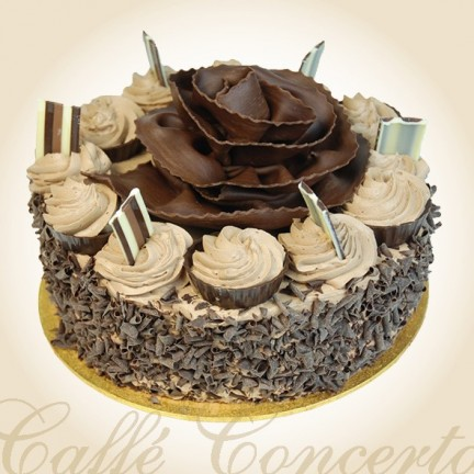 B - CHOCOLATE GATEAUX