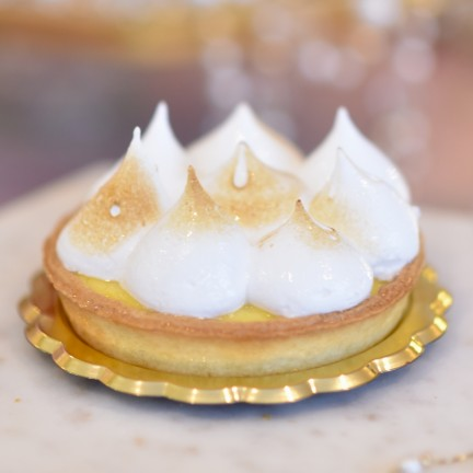 MERINGUE LEMON TART
