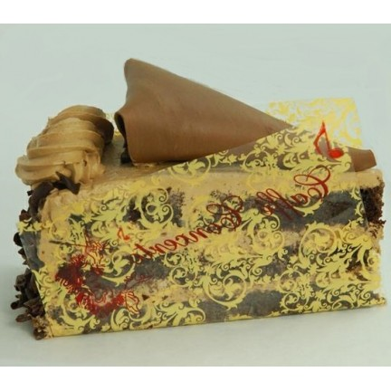 A - CHOCOLATE GATEAUX SLICE