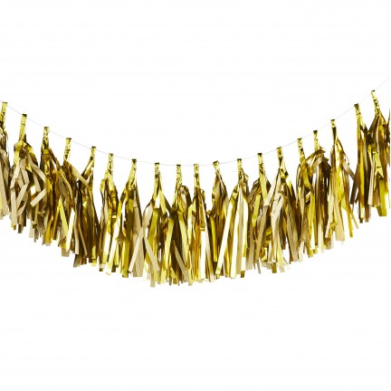Party Tassel Garland