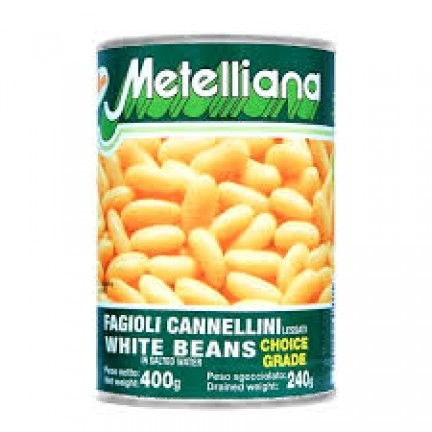 WHITE BEANS - METELLIANA
