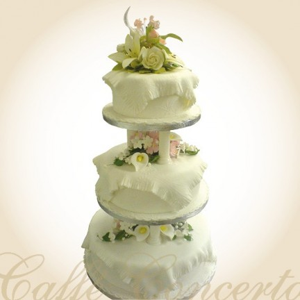 wedding cakes with jewels jewels 26047