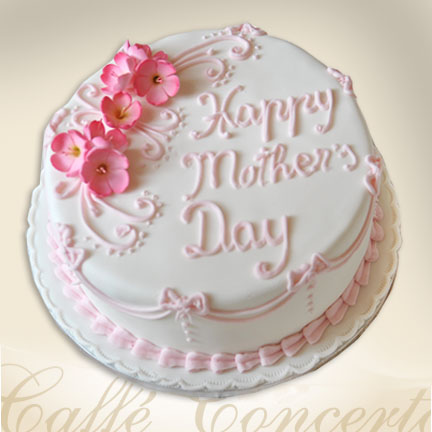 Mother's Rosy Cake